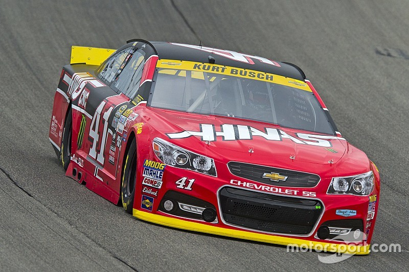 Kurt Busch goes into the Chase under the radar