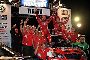 Other rally Breaking news Tidemand and Team MRF seal APRC title; Gill retires