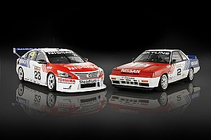 Nissan goes retro for Bathurst 1000