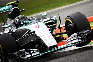 Formula 1 Practice report Japanese GP: Rosberg fastest in dry third free practice