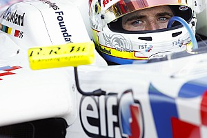 Formula 3.5 Race report Le Mans FR3.5: Rowland wins after contact with Vaxiviere