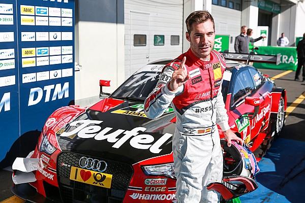 DTM Race report Nurburgring DTM: Molina scores maiden win