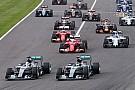 Falha de potência no motor causou má largada de Rosberg