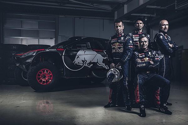 Loeb joins Peugeot for 2016 Dakar Rally assault