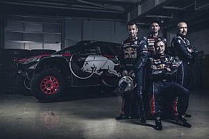 Dakar Breaking news Loeb joins Peugeot for 2016 Dakar Rally assault