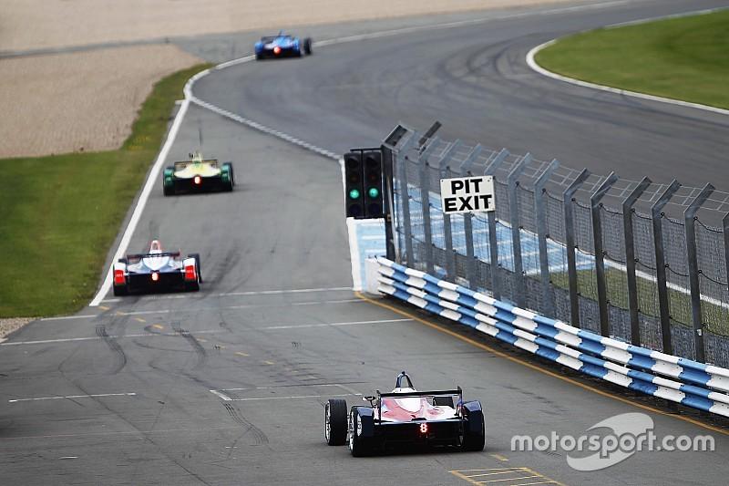 Fórmula E limita los cambios de pilotos durante la temporada