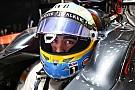 Dennis dice que comparte las frustraciones de Alonso