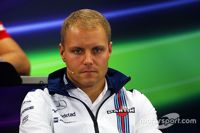 Bottas podría emigrar de Williams a finales de 2016