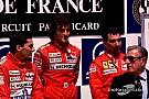 Biografia de Prost vai muito além da rivalidade com Senna