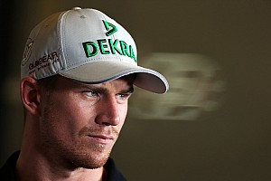 Porsche to hold out for Hulkenberg despite F1/Le Mans clash