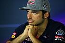 Sainz lamentó el retiro de Alguersuari