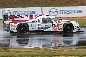 IMSA Breaking news Shank scrambling after Petit Le Mans practice crash