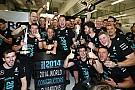 Mercedes lost £76.9m in winning 2014 F1 title