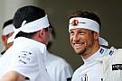 Button pidió garantías a McLaren