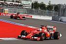 Vettel says Ferrari right to let drivers fight