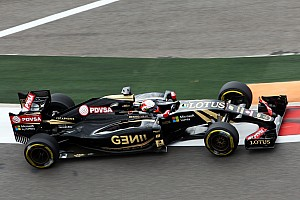 Formula 1 Breaking news Grosjean thanks F1 safety systems for escaping injury