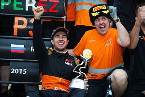 Formula 1 Breaking news Perez a changed man, says Force India