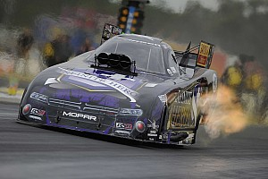 NHRA Breaking news Beckman puts himself back in the title hunt