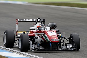 F3 Europe Qualifying report Hockenheim F3: Rosenqvist heads Prema 1-2-3-4 in first qualifying