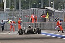Lotus diz que acidente de Grosjean não teve falha técnica