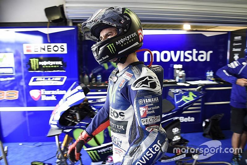 Lorenzo, enojado con Iannone: