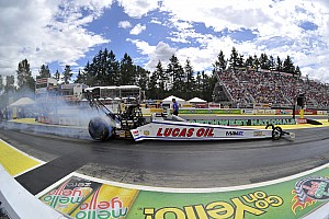 "NHRA Breaking news NHRA success ""hard to fathom"" for Crampton"
