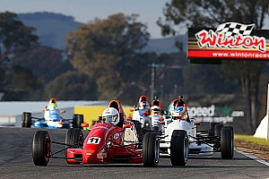Other open wheel Breaking news Australian Formula Ford confirms national series for 2016