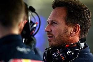 Formula 1 Breaking news Horner coy on Honda engine rumours