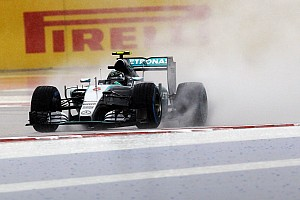 Formula 1 Qualifying report Nico Rosberg takes pole for the United States GP