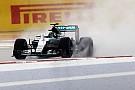 Nico Rosberg takes pole for the United States GP