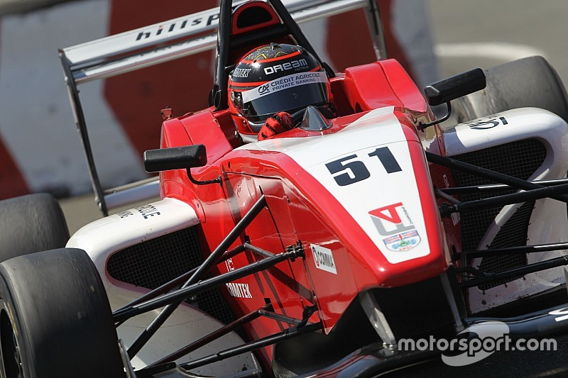 Vaidyanathan to compete in BRDC F4 Autumn Trophy