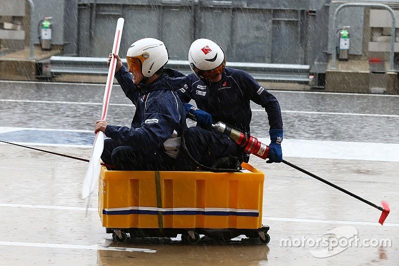 Ferrari: We are an F1 team, not a circus act
