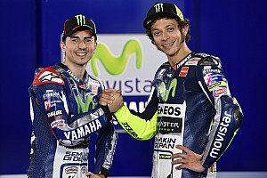 MotoGP Analysis Analysis: Can Rossi and Lorenzo still be teammates in 2016?
