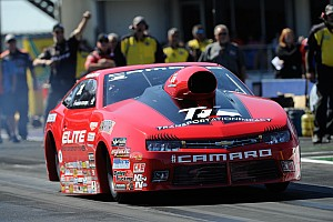 NHRA Breaking news NHRA and Pro Stock teams moving forward with preparations for 2016 rule changes