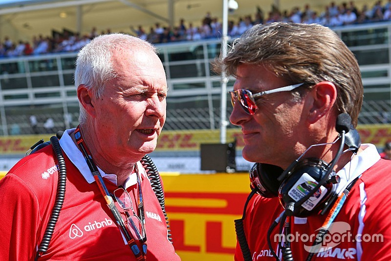 لاودون وبوث مديرا فريق مانور للفورمولا واحد يقدّمان استقالتهما
