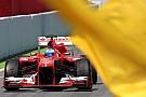Retro: Fernando Alonso en Ferrari