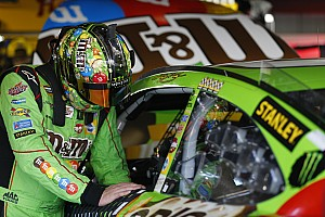 NASCAR Sprint Cup Breaking news Kyle Busch: