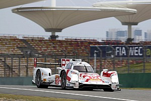 WEC Race report Rebellion Racing win fourth Endurance Trophy in Shanghai