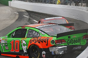 NASCAR Sprint Cup Breaking news Danica Patrick defends her actions at Martinsville