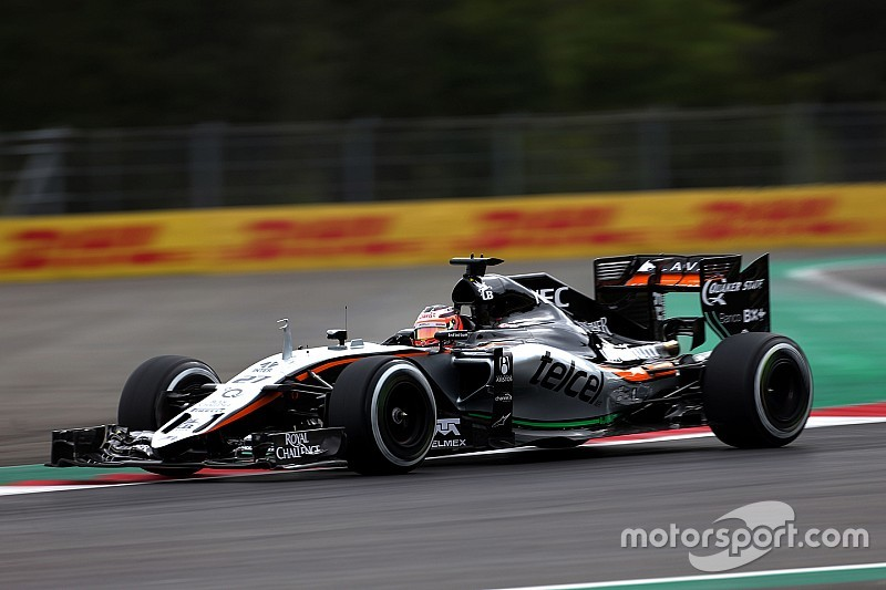 Hulkenberg relief as he sets out Force India target
