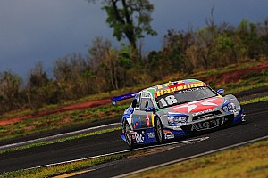 Stock Car Brasil Qualifying report Brazilian V8 Stock Cars: Allam Khodair claims pole at Tarumã and spices title race