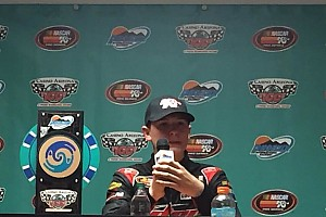 NASCAR Race report Todd Gilliland wins in NASCAR debut as K&N West champion crowned