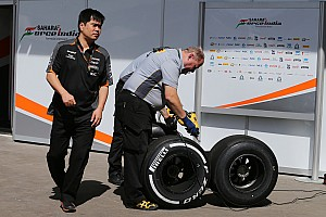 Formula 1 Breaking news Pirelli: 2017 safety concerns show why testing must happen