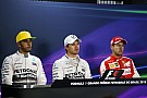 Brazilian GP: Post-qualifying press conference