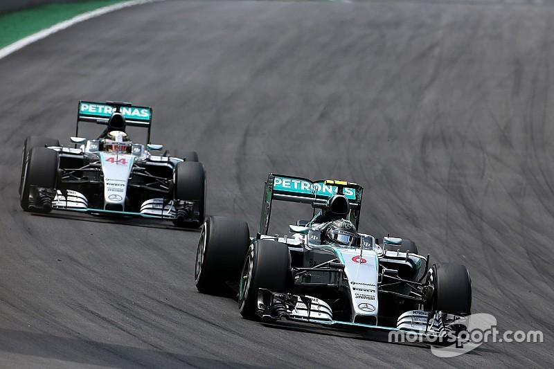 Mercedes sluit uit dat rijders meer vrijheid krijgen omtrent strategie