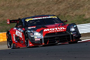 Super GT Race report Motul Autech GT-R grabs back-to-back Super GT championship wins