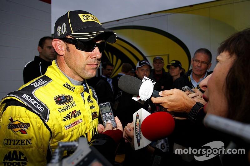 Matt Kenseth: Vier-Augen-Gespräch mit NASCAR-Chef