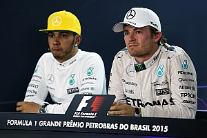 Formula 1 Breaking news Mercedes should allow drivers to determine own strategies, says Coulthard