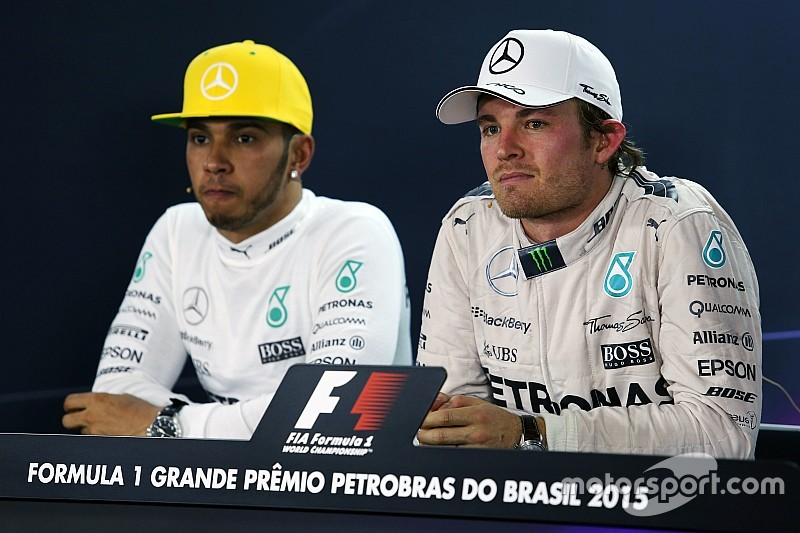 Mercedes should allow drivers to determine own strategies, says Coulthard