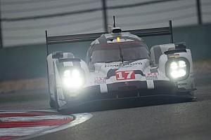 WEC Practice report Bahrain WEC: Webber Porsche fastest in first practice